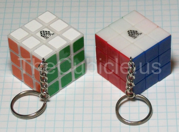 Type C Mini 3x3 Keychain Cube