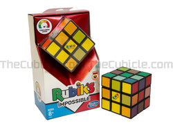 Rubik's Impossible 3x3 - Black