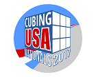 CubingUSA Nationals 2017 Logo
