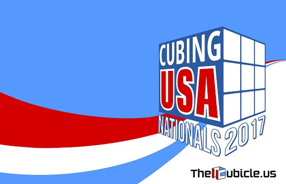 CubingUSA Nationals 2017 Mat