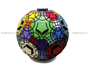 VeryPuzzle Truncated Icosidodecahedron - DIY Kit