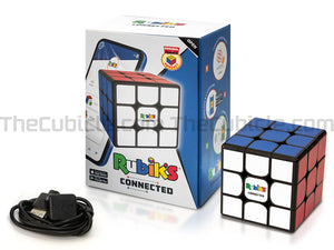 Rubik's Connected 3x3 - Black