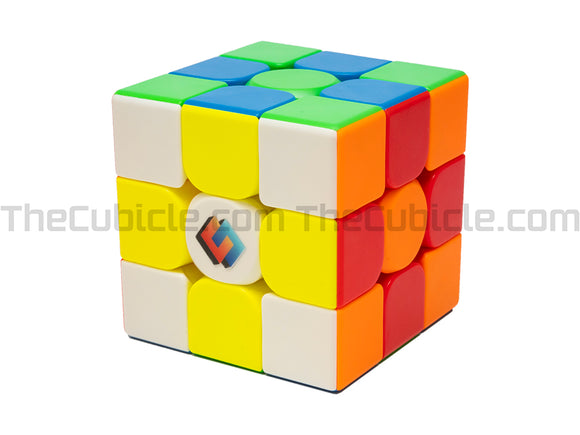 Cubicle Custom MeiLong 3x3 M - Stickerless (Bright)