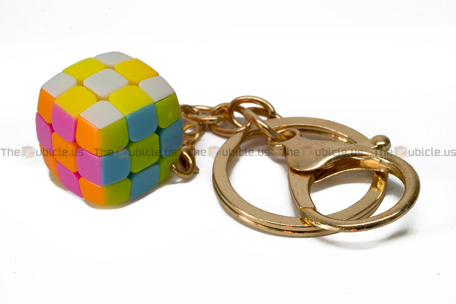 YJ Mini Pillowed 3x3 Keychain Cube (2.0cm) – TheCubicle 22a17b60e029