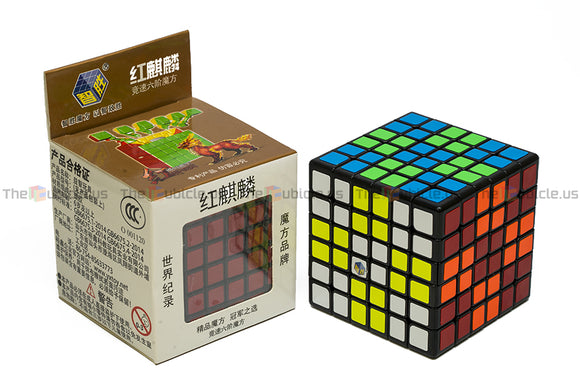 YuXin Red 6x6 – TheCubicle