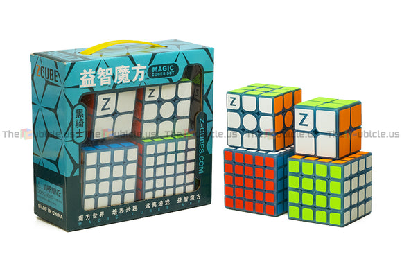 Z Glow in the Dark Cube Bundle