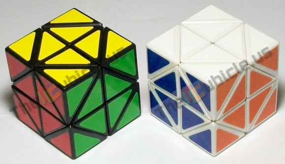 Z Helicopter Cube