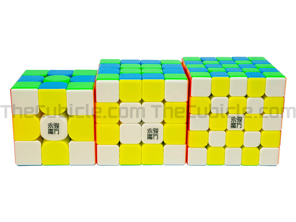 YJ ZhiLong Mini Magnetic Cube Bundle