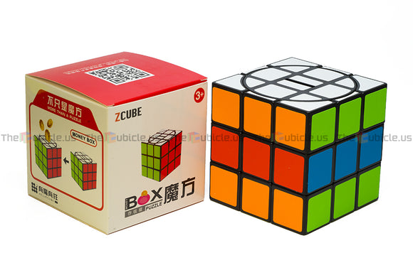 Z Money Cube Box