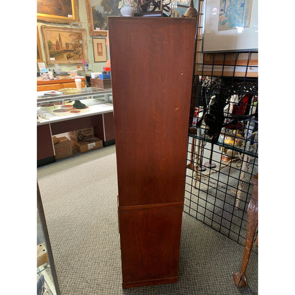 1920s Oriental Rosewood Hutch