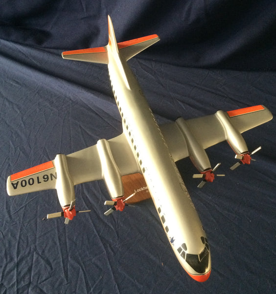 Lockheed Electra 1/72 Scale American Airlines Model