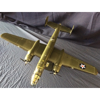 B-25B 'Doolittle Raider' Model by King and Country