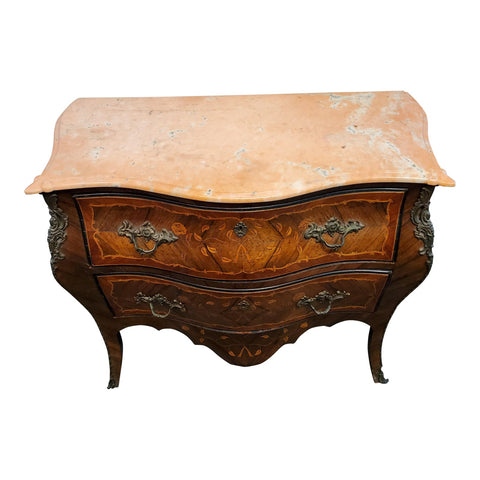 Late 19th Century Antique French Commode