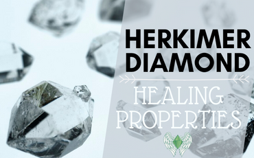 Herkimer Diamond Crystals - Healing Properties & Benifits
