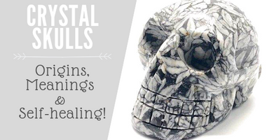 Crystal Skulls – Origins, Meanings & Self-Healing