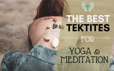 Yoga, Crystals & Tektites: How to combine Crystals & Yoga