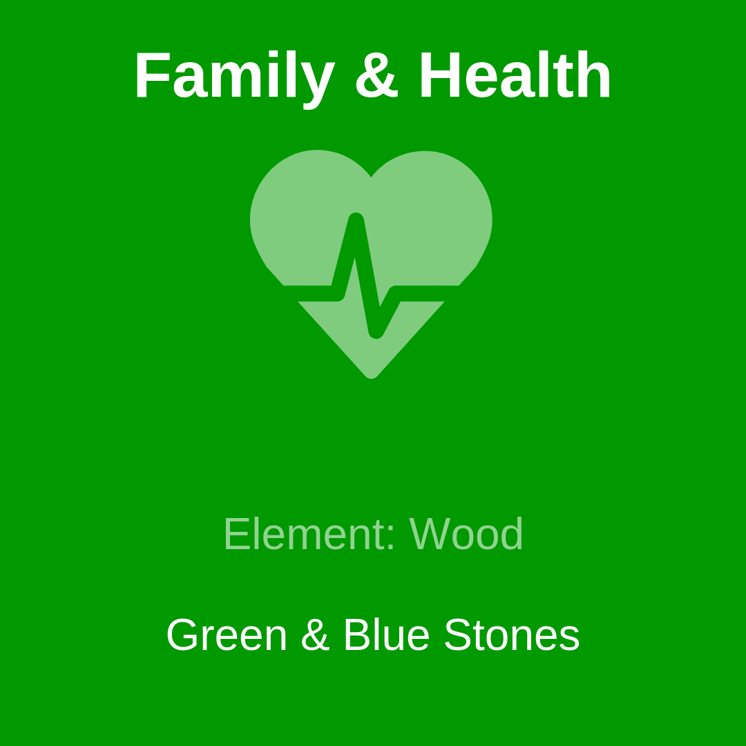 Crystals for Family & Health
