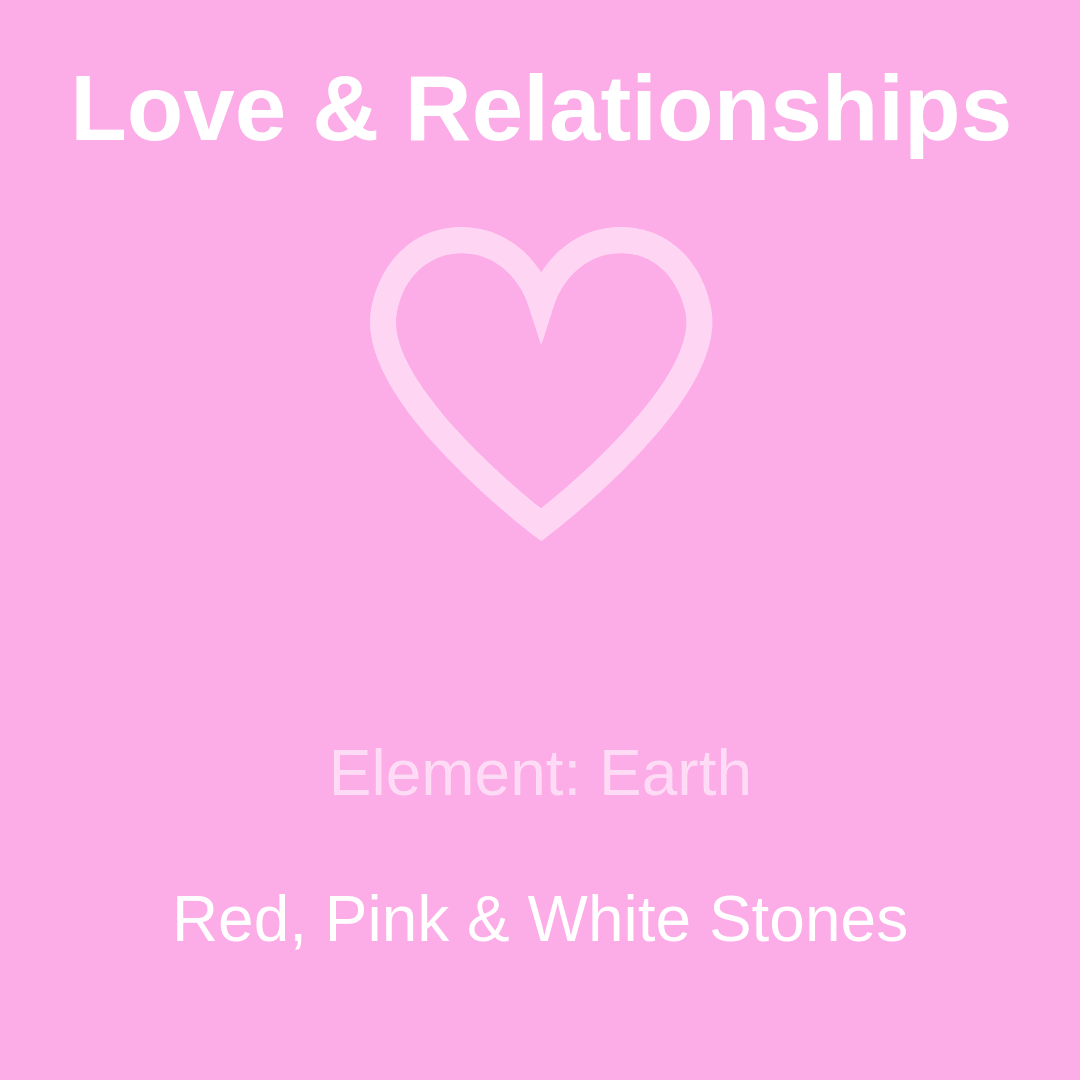 Crystals for Relationships & Love