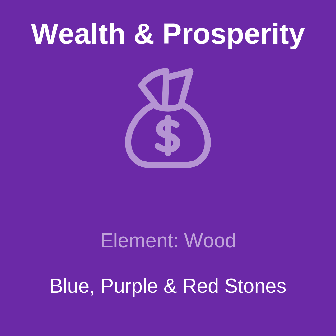 Crystals for Wealth & Prosperity