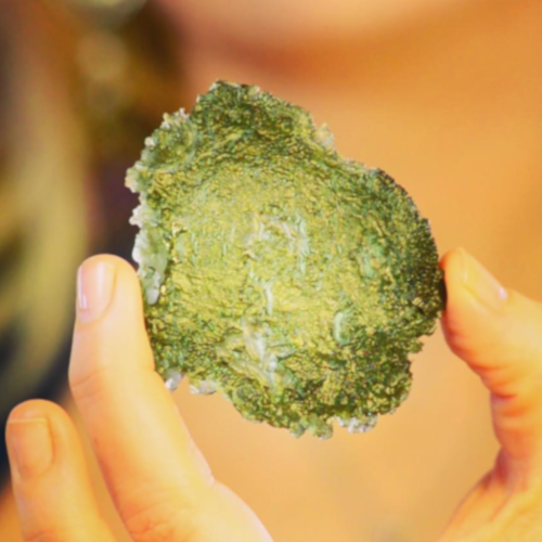 Super Crystal - Moldavite