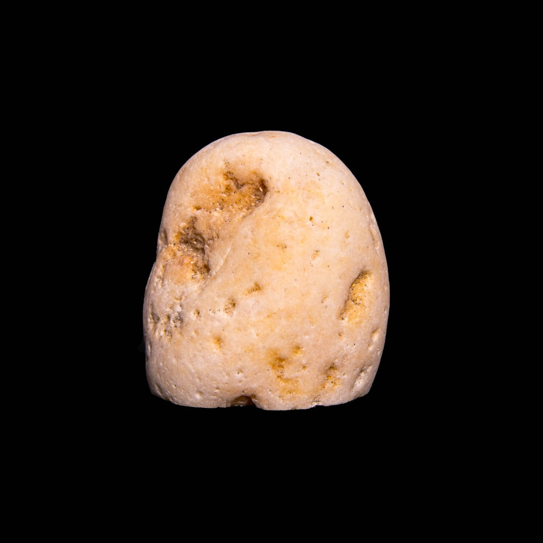 Honey and Cream Azeztulite Altar Stone  ~ (408360)