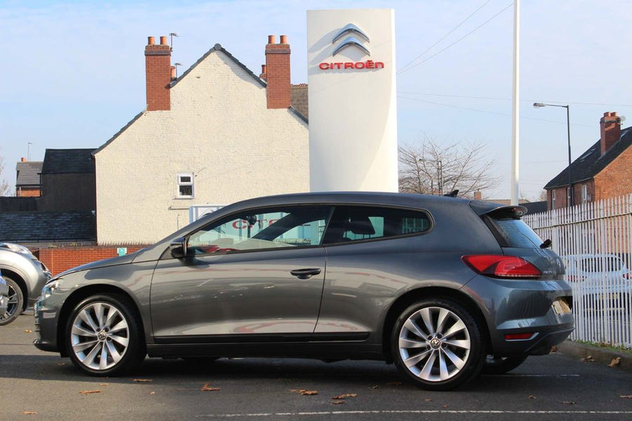 Volkswagen Scirocco 2.0 TSI BlueMotion Tech GT Hatchback 3dr