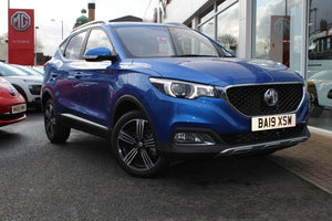 MG ZS 1.5 VTi-TECH Exclusive (s/s) 5dr