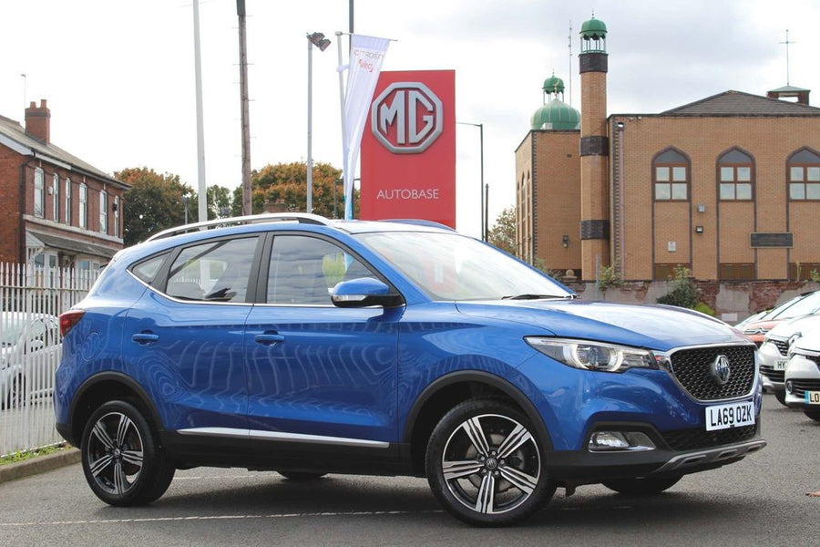 MG MG Zs 1.5 VTi-TECH Exclusive (s/s) 5dr