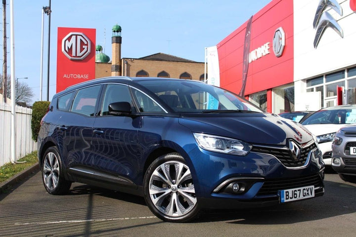 Renault Grand Scenic 1.5 dCi Dynamique Nav EDC (s/s) 5dr