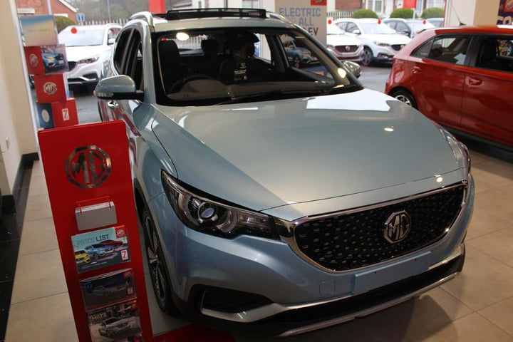 MG ZS 44.5kWh Exclusive EV Auto 5dr