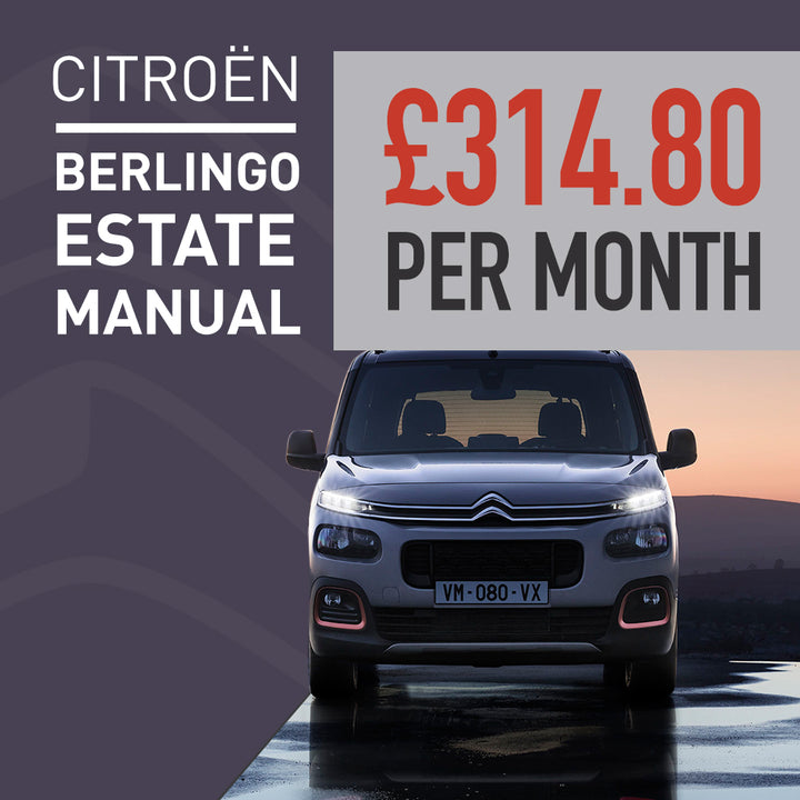 Berlingo Estate Manual