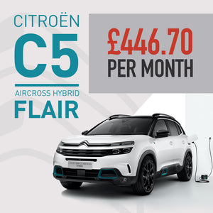 C5 Aircross Hybrid Flair