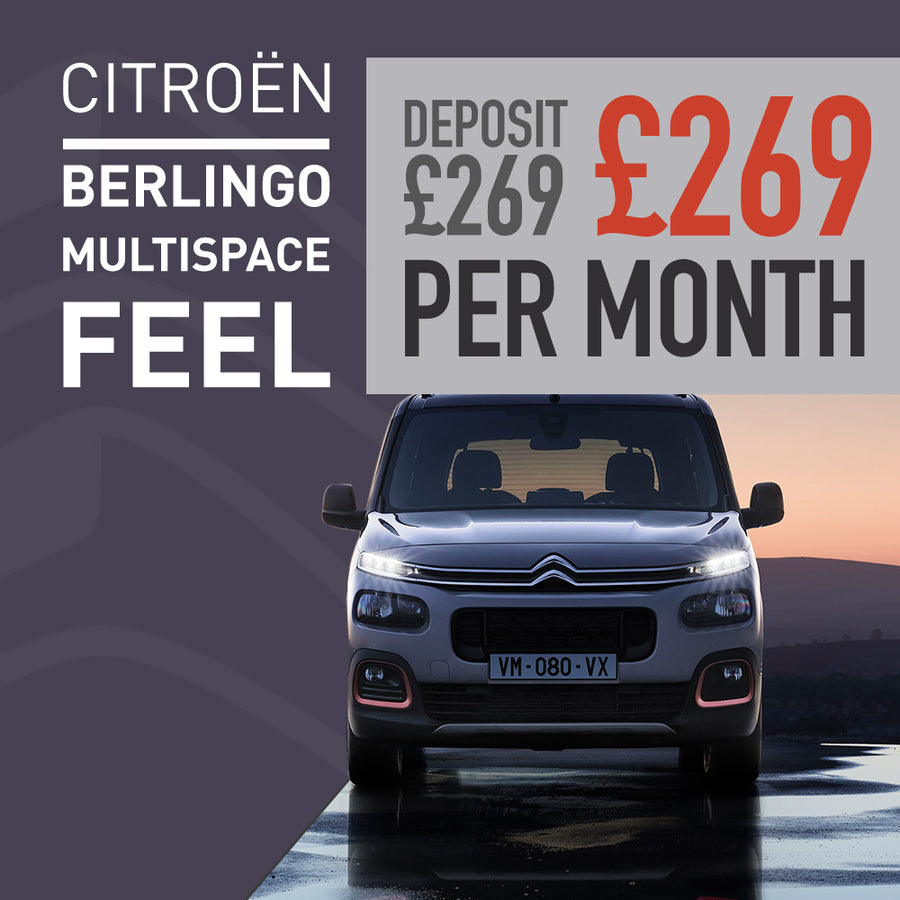 New Berlingo M PureTech 110 S&S 6 Speed Manual Feel