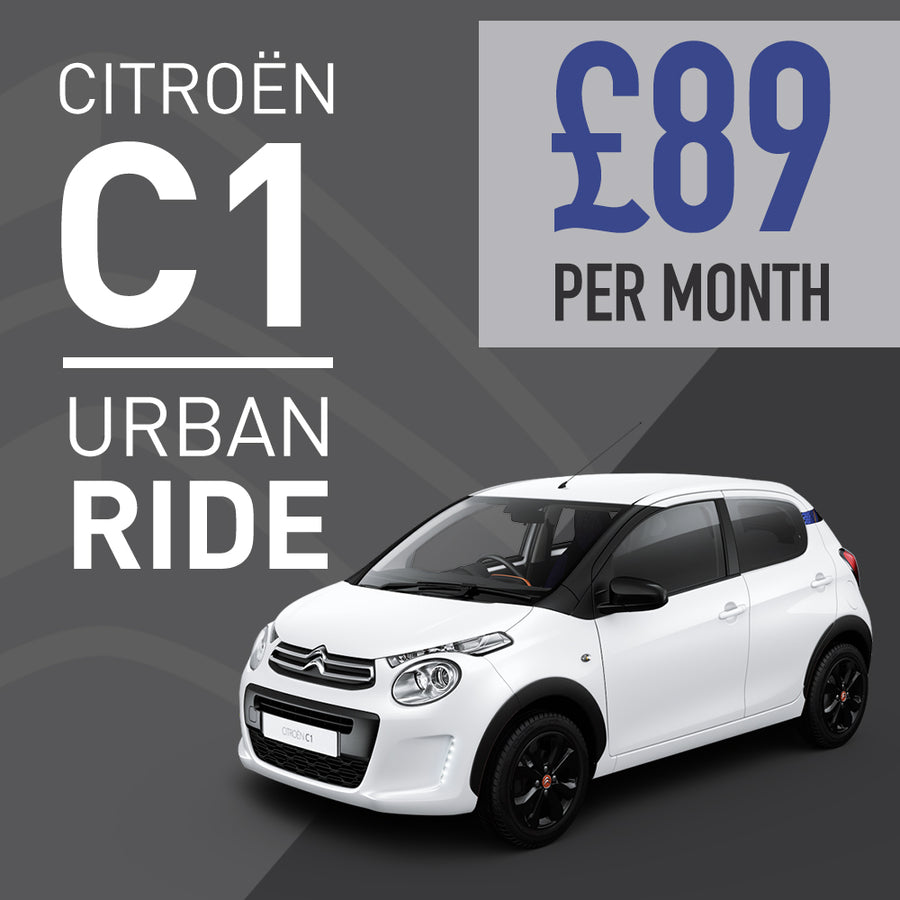 C1 Vti 72 5-Door Urban Ride Offer