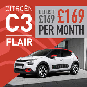 Citroën C3 Feel PureTech 83 S&S Manual