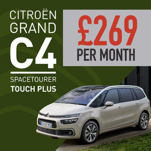Citroen Grand C4 SpaceTourer Estate 1.2 PureTech 130 Touch Plus 5dr