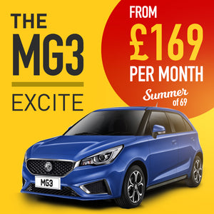 MG3 Excite 1.5 DOHC VTI-tech OFFER