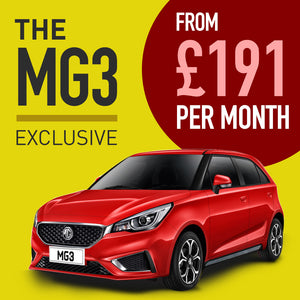 MG3 Exclusive OFFER
