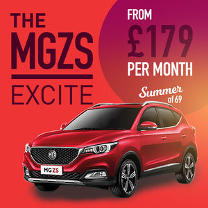 MGZS Excite 1.5 DOHC VTI-tech OFFER