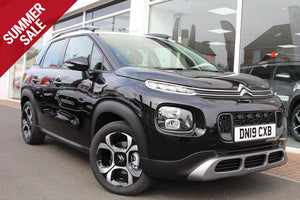 Citroen C3 Aircross 1.2 PureTech Flair EAT6 (s/s) 5dr