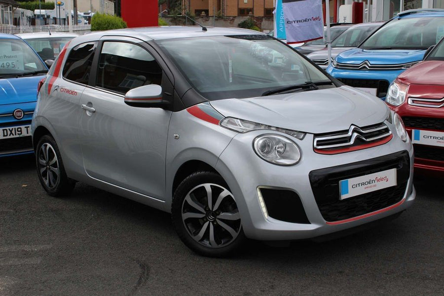 Citroen C1 1.0 VTi Flair (s/s) 3dr (EU5)