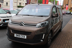 Citroen Spacetourer 2.0 BlueHDi Flair M EAT8 (s/s) 5dr