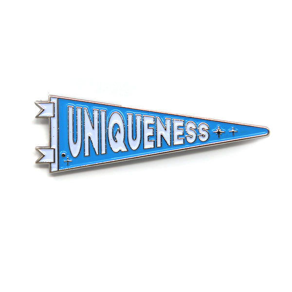 Uniqueness Pin: Series 3