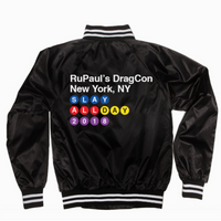 DragCon NYC 2018 Bomber Jacket