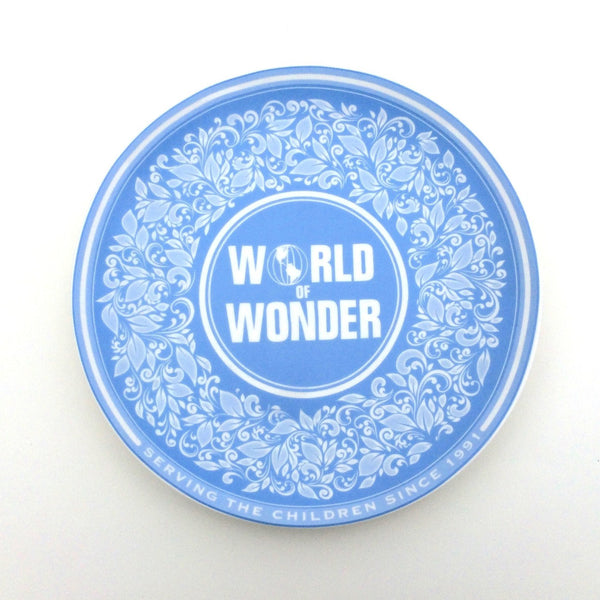 World of Wonder Collectable Plate