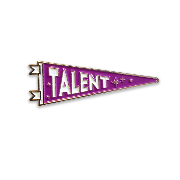 Talent Pin: Series 4