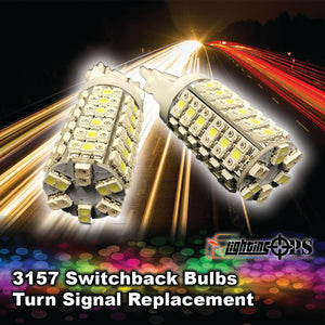 3157 Switchback Bulbs | Turn Signal Replacement