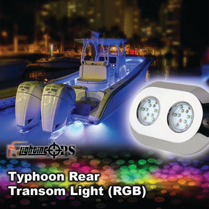 Typhoon Rear Transom Light (RGB)