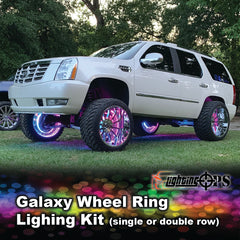 Galaxy Wheel Ring Lighting Kit