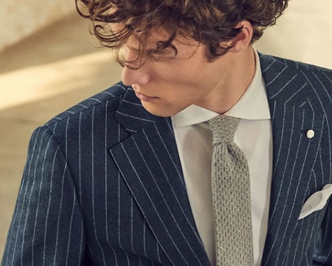 The Perfect Pinstripe Suit Guide Every Man Should Know